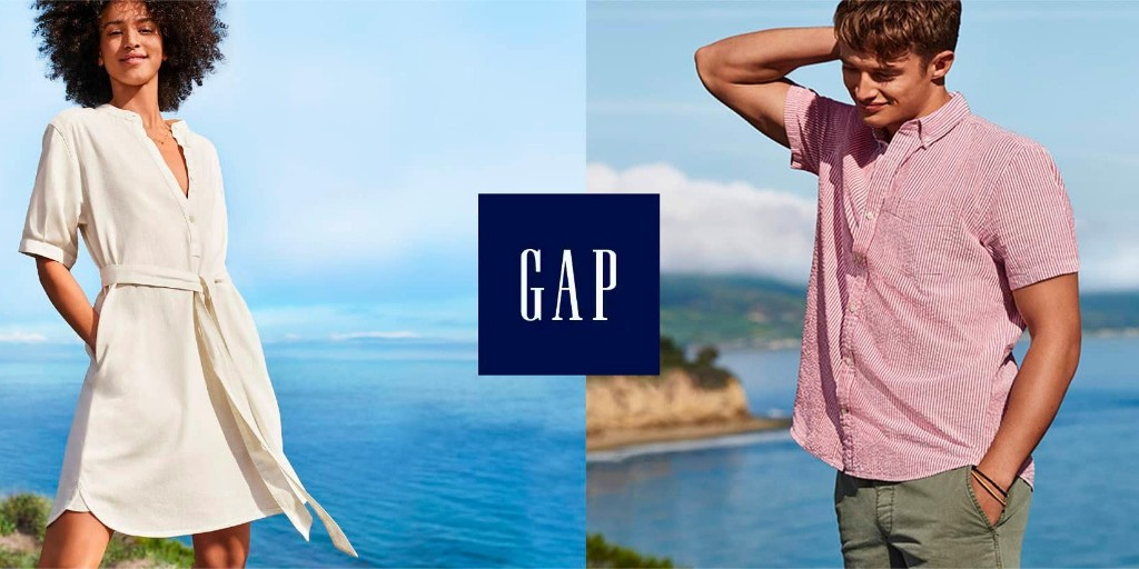GAP's Memorial Day Sale is huge! Deals from just $8 and 50% off sitewide - 9to5Toys