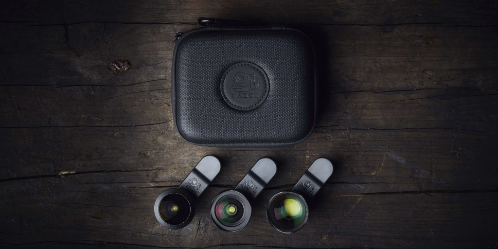 Black Eye's new Pro lenses snap high-end mobile photos - 9to5Toys