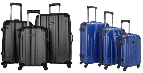 Grab Kenneth Cole's Out of Bounds 3-piece Luggage Set for $125 shipped (Reg. $165)