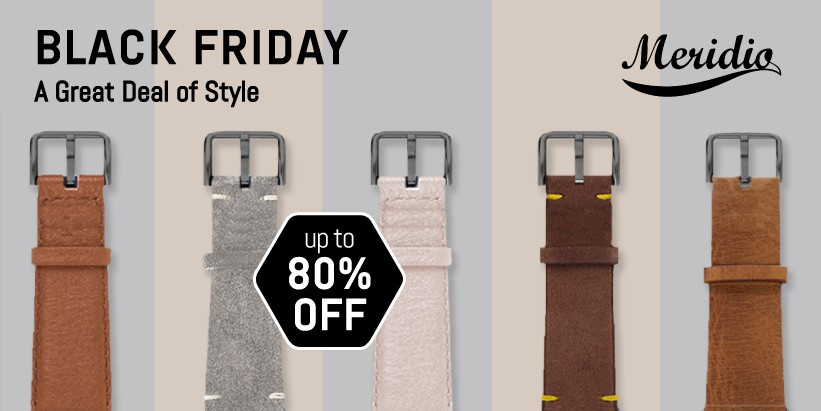 Meridio's Italian leather Apple Watch bands now 50% off - 9to5Toys