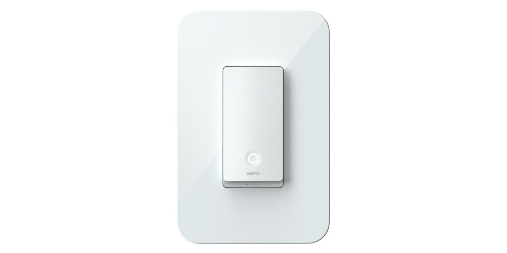 Wemo'e 3-way HomeKit smart light switch falls to $35 for Prime Day, more - 9to5Toys