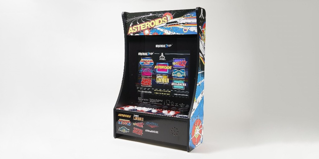 Arcade1Up's PartyCade packs 8 retro titles with a mountable design at $200 - 9to5Toys