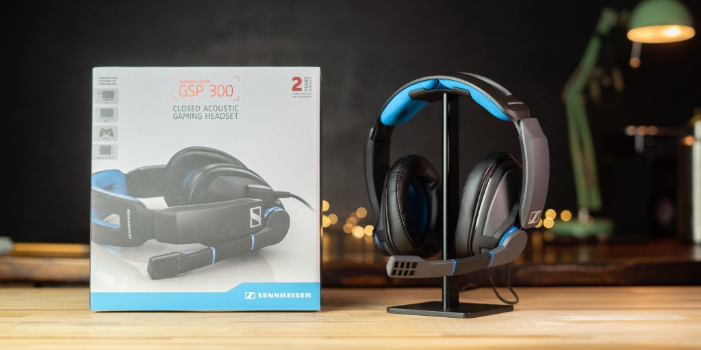 Sennheiser GSP 300 Review and Giveaway ($100 Value)