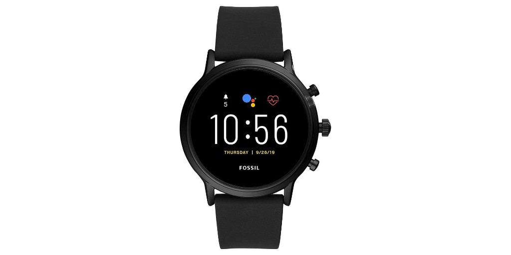 Save 33% on Fossil's Gen 5 Carlyle HR Smartwatch, now on sale for $199 - 9to5Toys
