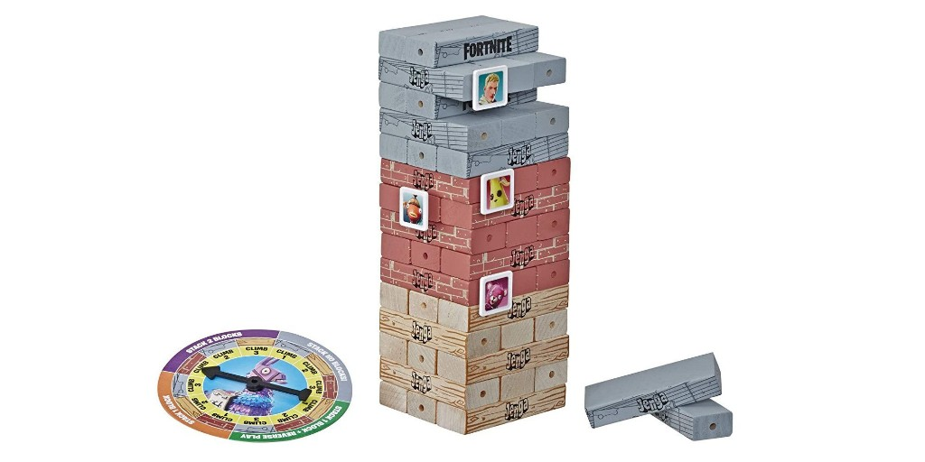 Hasbro's Jenga Fortnite Edition hits Amazon all-time low at under $10 + more - 9to5Toys
