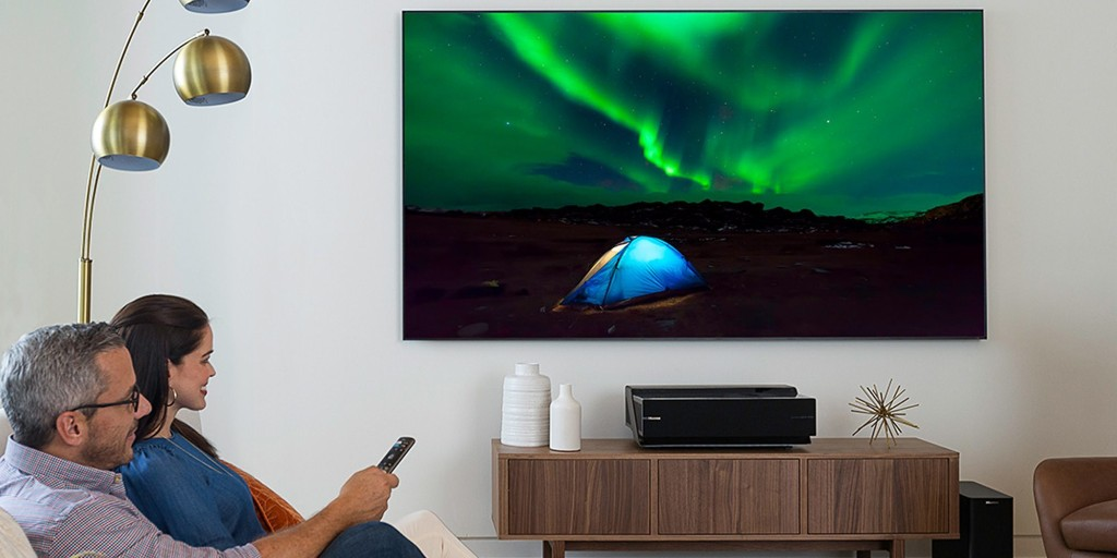 Hisense now has a $10,000 4K smart 100-inch laser TV - 9to5Toys