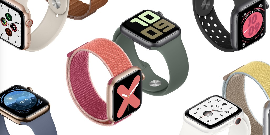 Apple Watch Series 5 marked down by as much as $250 across various models - 9to5Toys