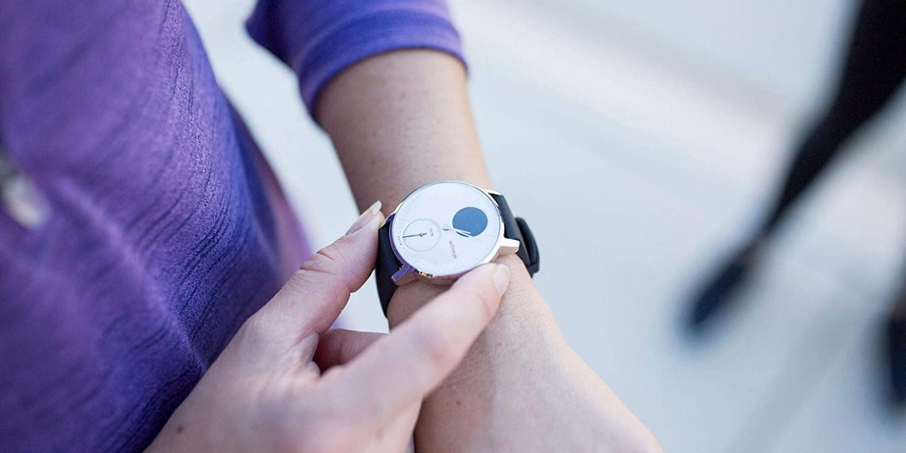Withings Steel HR sends sleep and activity to Apple Health: $153 (Save $25+) - 9to5Toys