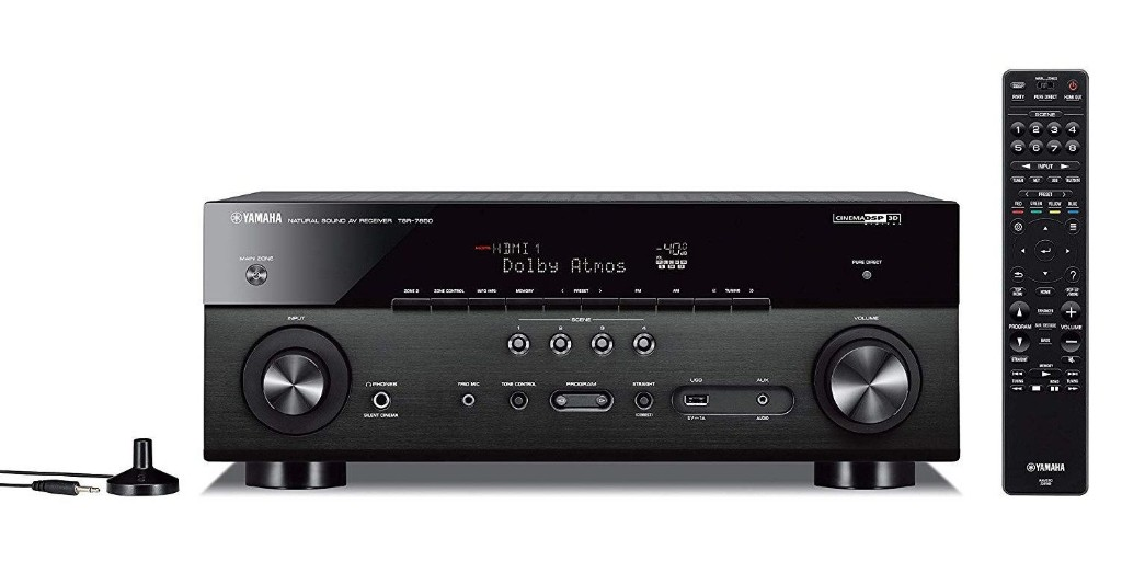 Yamaha's 7.2-Ch. 4K AirPlay Receiver now $270 at Amazon (Refurb, Orig. $700) - 9to5Toys