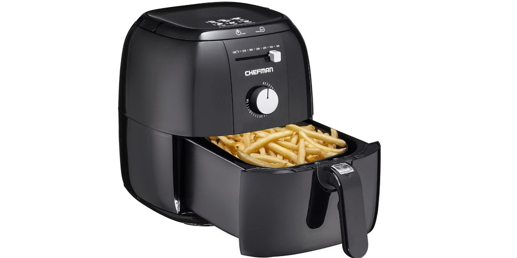Chefman's regularly $80+ air fryer is down to $40 shipped for today only - 9to5Toys
