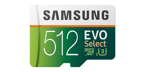 Samsung EVO Select microSD storage hits Amazon all-time lows from $5.50, more