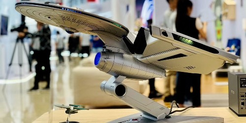 Lenovo shoots for the stars with its crazy USS Enterprise high-end computer