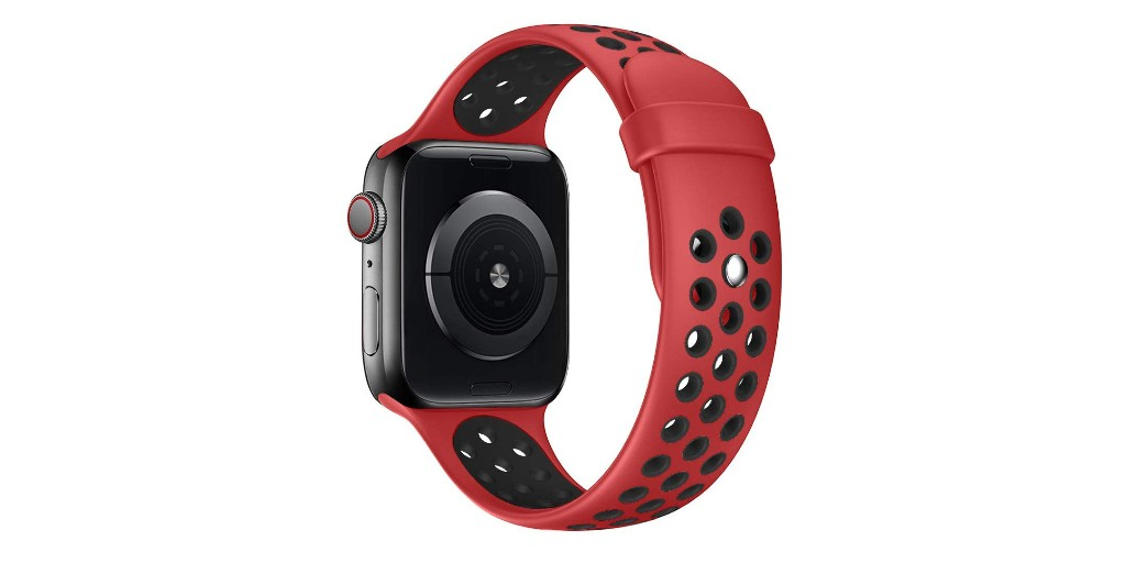Add this Nike-style Apple Watch band to your wrist in various colors from $7 - 9to5Toys
