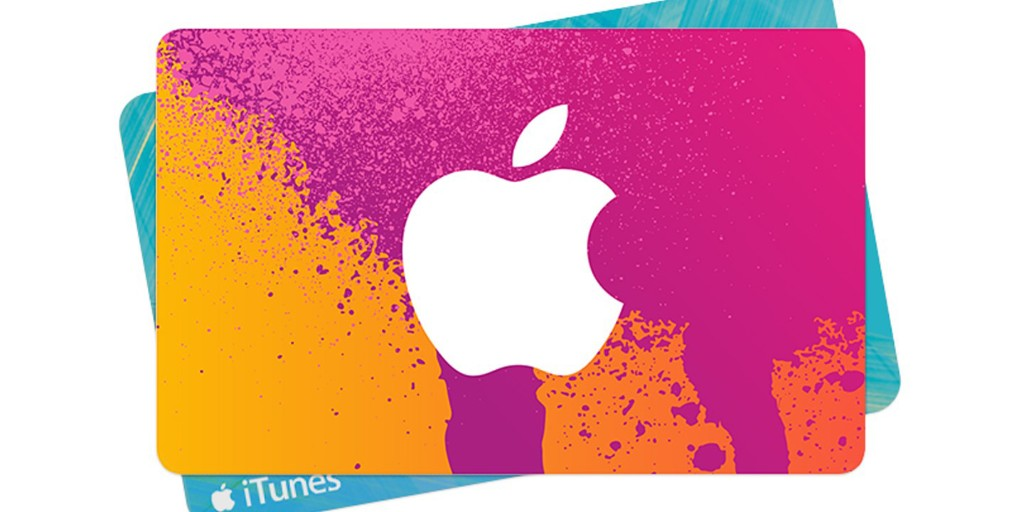 Get a $100 iTunes gift card + $20 credit for $100 delivered - 9to5Toys