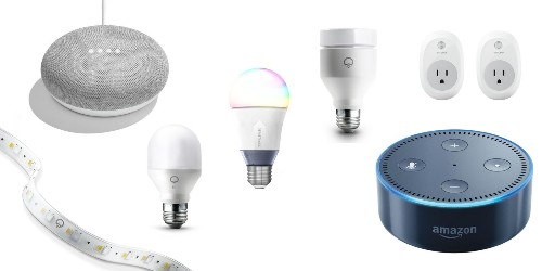 These smart home gadgets take your new Amazon Echo or Google Home to the next level