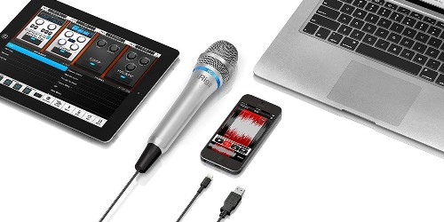 IK Multimedia's iRig Mic HD records audio right to your iPhone or Mac: $50 shipped (Reg. $129)