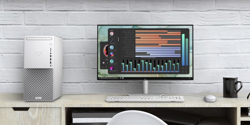 Dell XPS Desktop unvieled with refreshed design and more - 9to5Toys