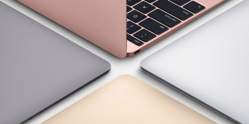 Today only, Apple's 12-inch MacBook is marked down to $800 (2016, Orig. $1,299)