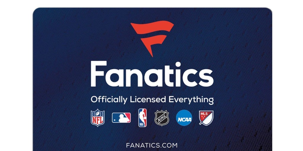 Get up to 25% off at Fanatics with this $50 gift card for $38 + more from $15 - 9to5Toys