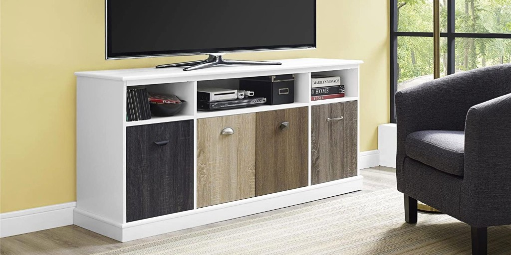 Freshen up your space with Ameriwood's Mercer Console: $129 (Save $70+) - 9to5Toys