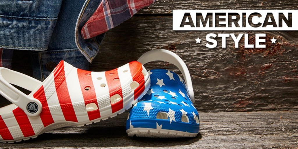Crocs takes 20% off sitewide during its 4th of July Sale from $20 - 9to5Toys