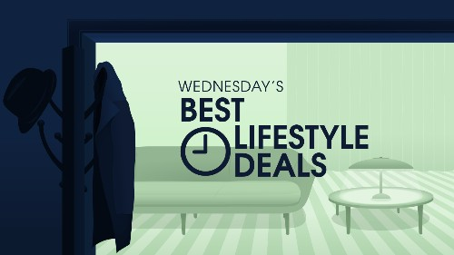 Wednesday's Best Lifestyle Deals: Wayfair's Way Day Sale, Dick's Sporting Goods, TOMS, more