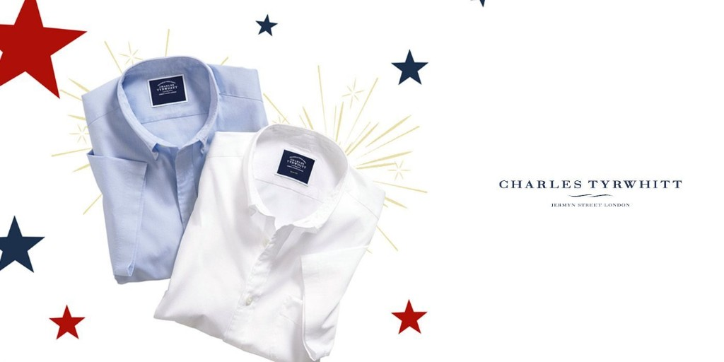 Charles Tyrwhitt 4th of July Sale takes extra 20% off clearance from $24 - 9to5Toys