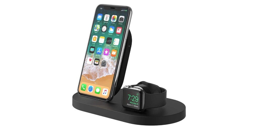 Belkin's 7.5W iPhone and Apple Watch Charging Dock falls to $88 (Save 38%) - 9to5Toys