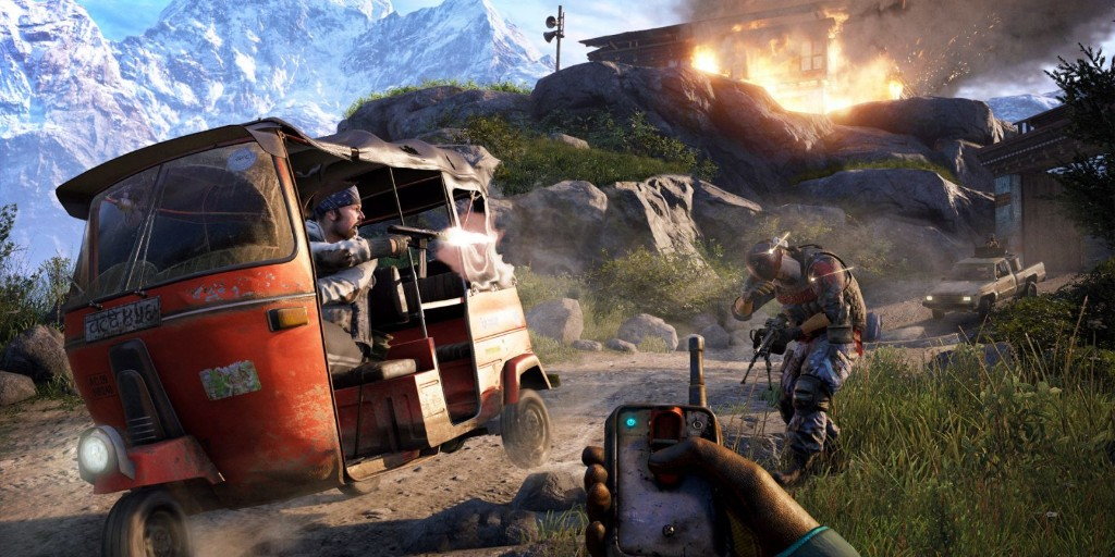 Today's Best Game Deals: Far Cry 4 $6.50, God of War $10, Celeste $10, more - 9to5Toys