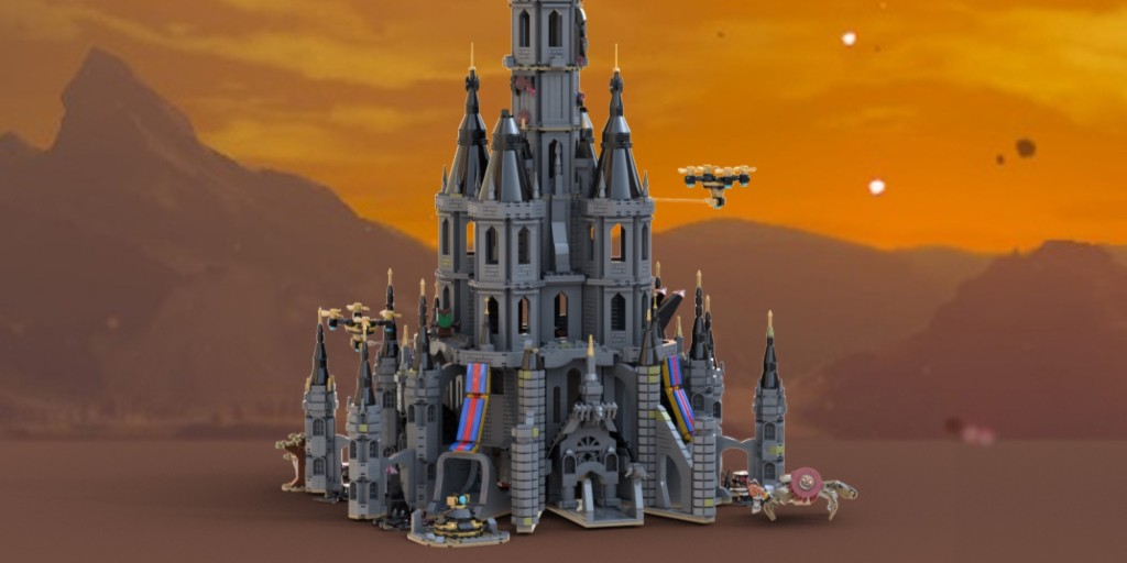 LEGO Zelda highlights our favorite Ideas builds from March - 9to5Toys
