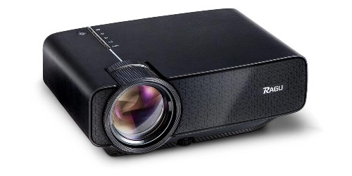 View up to a 130-inch screen w/ this budget-conscious projector: $59.50 (Reg. $100)