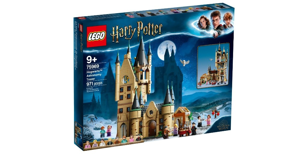 Bundle LEGO's new Harry Potter Astronomy Tower with a Hedwig set at $125, more - 9to5Toys