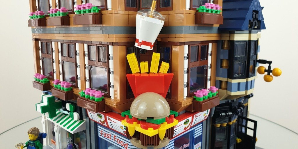 Best LEGO Ideas May: Fast Food Corner, Medieval Market, more
