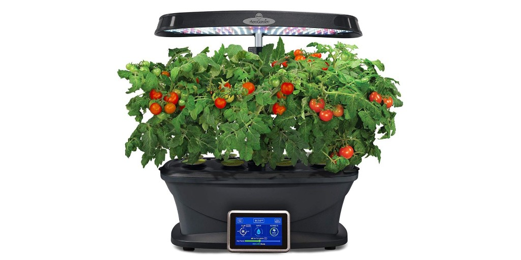 Grow basil, tomatoes and more with AeroGarden's Bounty App-enabled Planter: $200 (All-time low) - 9to5Toys