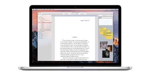 Storyist for Mac Is a Powerful Writing App That's Made for Fiction: $16 (Orig. $59) - 9to5Toys