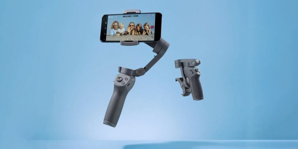 DJI's Osmo Mobile 3 starts at $100 as it falls to new Amazon lows - 9to5Toys