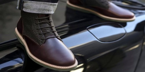 Famous Footwear cuts up to 60% off boots: Tommy Hilfiger, Rockport, Perry Ellis, more