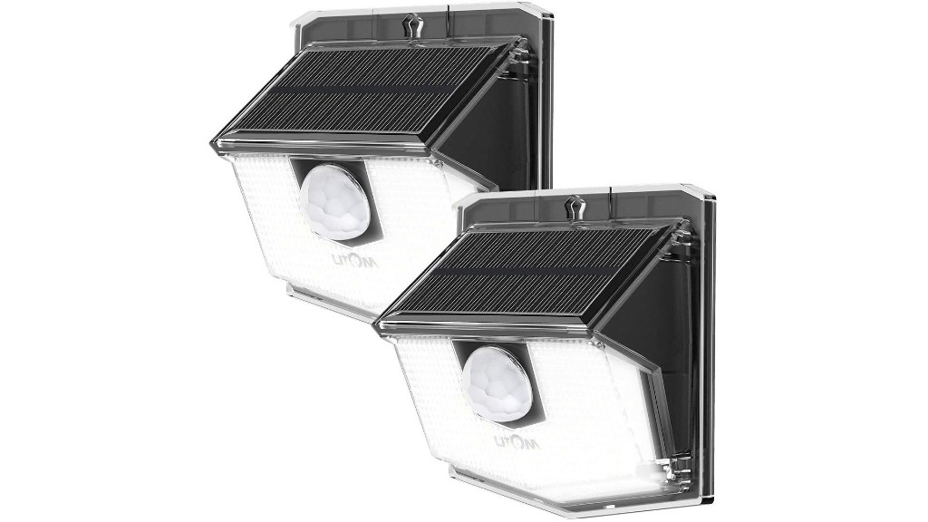 This 2-pack of LITOM solar LED lights illuminate your yard for just $6 each - 9to5Toys