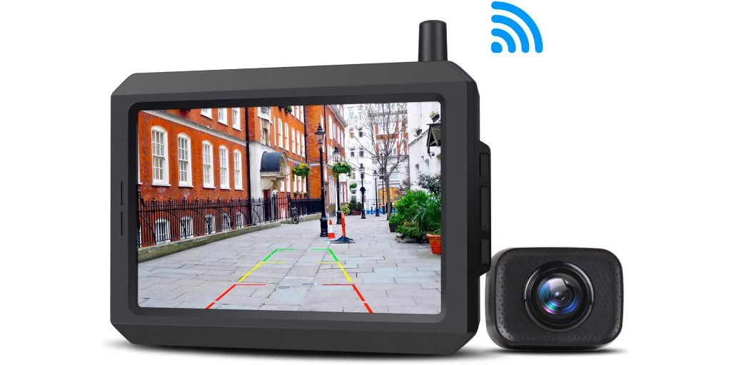 Add a backup camera to your car with this wireless all-in-one kit at $84 - 9to5Toys