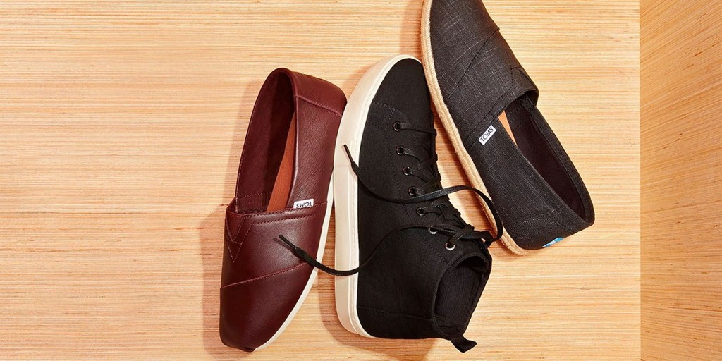 TOMS shoes & accessories from just $30 during Nordstrom Rack's Flash Sale - 9to5Toys