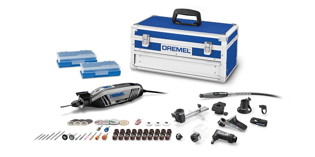 Dremel's $99 High Performance Tool Kit is marked down from its usual $200 price - 9to5Toys