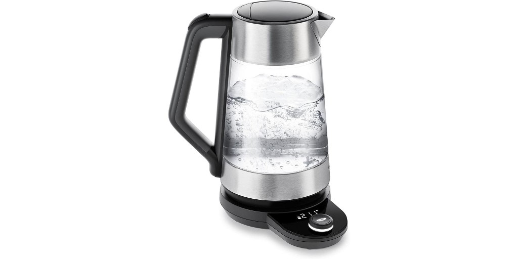 OXO's adjustable Brew Clarity electric kettle gets a 50% Thanksgiving day discount to $50 - 9to5Toys