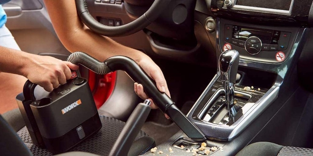 WORX's 20V Portable Mini Vacuum is now available for $80 shipped (20% off) - 9to5Toys