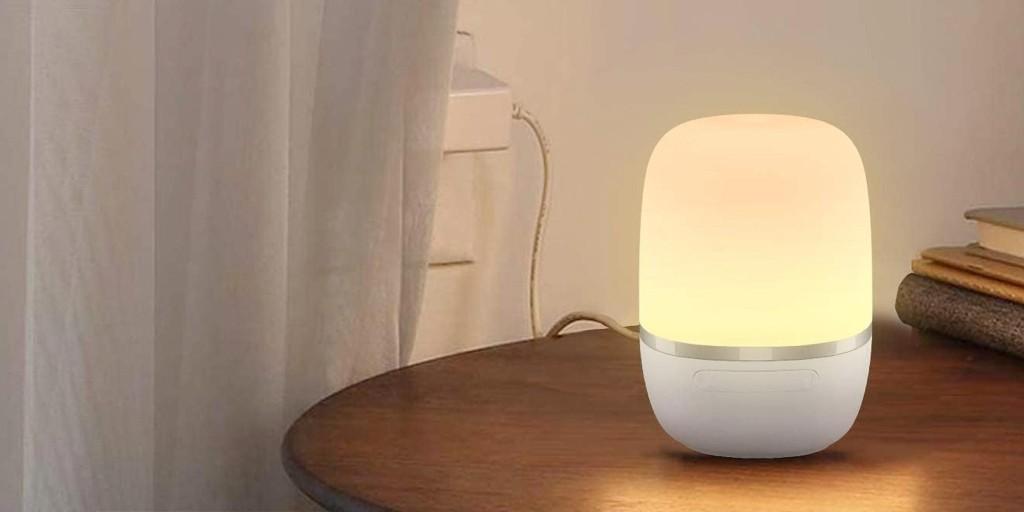 HomeKit adorns meross' latest smart table lamp [Deal] - 9to5Toys