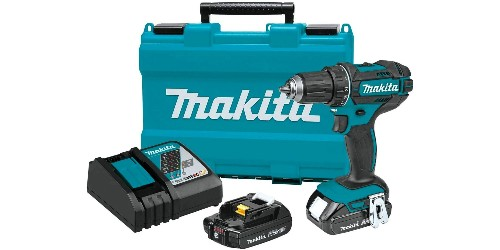 Makita's 18V drill/driver comes with two batteries for $100 (Reg. up to $149) - 9to5Toys