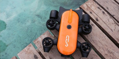 Save up to $600 on Geneinno Titan Underwater Drones with our exclusive code
