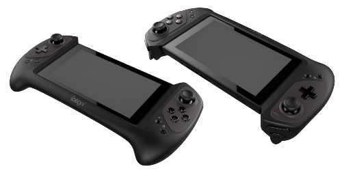 A new ergonomic grip controller debuts for Nintendo Switch to take on HORI