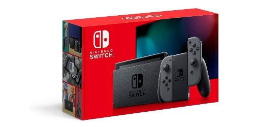 The new 2019 Nintendo Switch Console is yours for $268 shipped (Reg. $300)