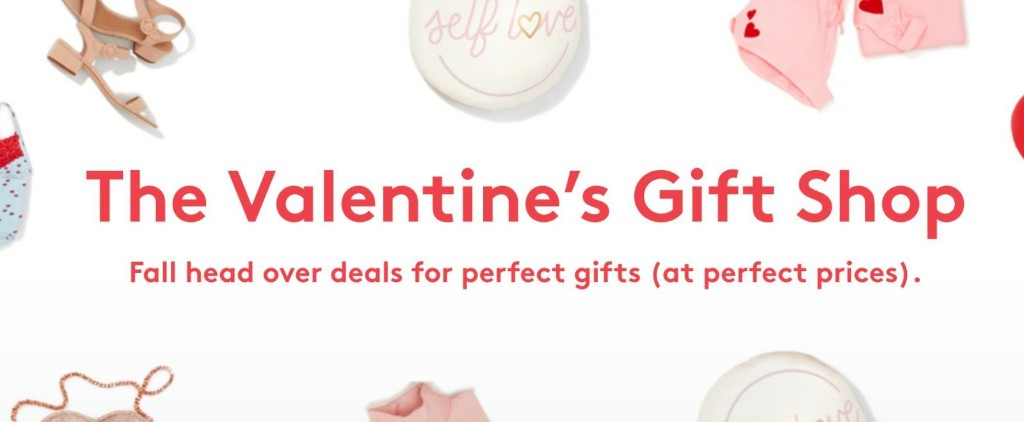Nordstrom Rack Valentine's Day Gift Guide is filled with top brands from $10