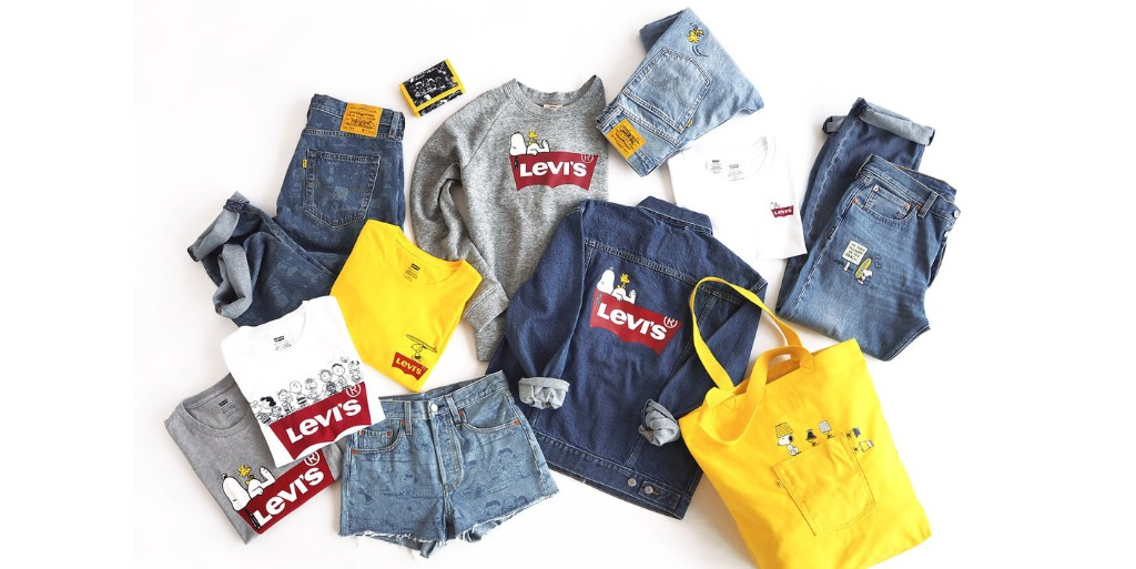 The new Levi's x Peanuts Collection debuts new styles for fall - 9to5Toys